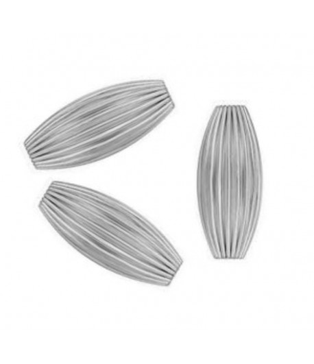 10x4mm  Metal Corrugated...