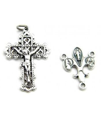 Gold Crucifix 5772BM