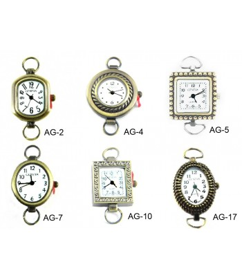 Antique Gold Watch Face - AG2