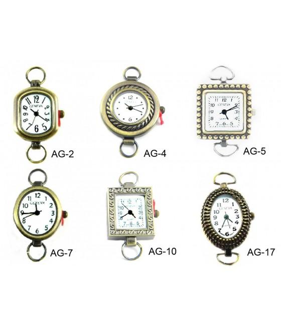 Antique Gold Watch Faces